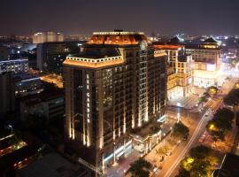 Lee Garden Service Apartment, Ferienwohnung in Peking