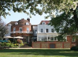 St Michael's Manor Hotel - St Albans, hotel near Harry Potter Studio Tour, St. Albans
