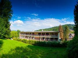 Hotel Podium – hotel w pobliżu miejsca Wyciąg narciarski Mały Rachowiec w Wiśle