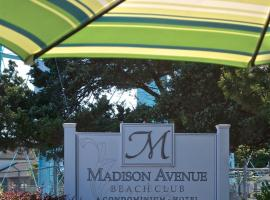 Madison Avenue Beach Club, boutique hotel in Cape May