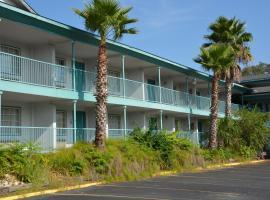 Stay Express Inn Near Ft. Sam Houston, motel in San Antonio