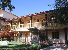 Iorana Urubamba, hotel near Saint Peter Church, Urubamba