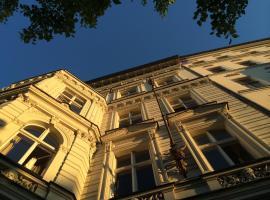 Grand Hostel Berlin Classic, hostelli Berliinissä