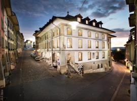 Hotel Stadthaus, hôtel à Burgdorf
