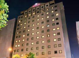 Hotel Wing International Premium Tokyo Yotsuya, hotel in Shinjuku Ward, Tokyo