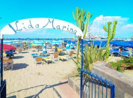 Hotel Terme Marina, hotel near Botanical Garden La Mortella, Ischia