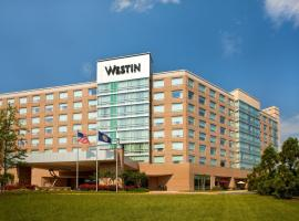 Westin Washington Dulles Airport, hotell nära Washington Dulles internationella flygplats - IAD,