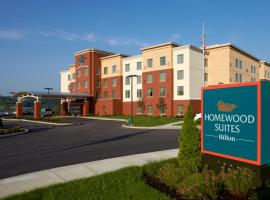 Homewood Suites by Hilton Pittsburgh Airport/Robinson Mall Area, hotel near Pittsburgh International Airport - PIT, Moon Township
