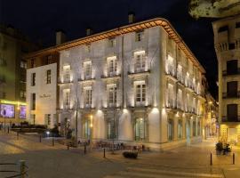 San Ramón del Somontano, hotel in Barbastro