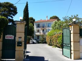 Kimi Résidence, pet-friendly hotel in Cannes