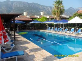 Club Alda, מלון בלאפיטוס