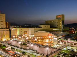 JR Kyushu Hotel Nagasaki, hotel in Nagasaki