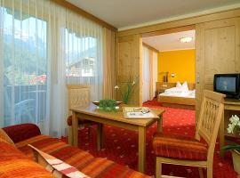 Hotel Maximilian, Hotel in Mayrhofen