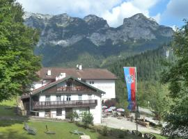 Alpenhotel Beslhof, B&B in Ramsau