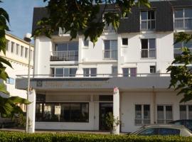 Le Littoral, hotel in Berck-sur-Mer