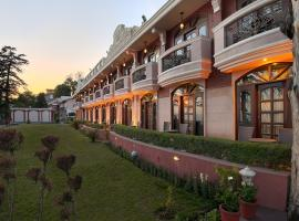 Ramada by Wyndham Mussoorie Mall Road, hotel in Mussoorie