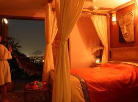 Boutique Hotel Gávea Tropical, hotel v destinaci Rio de Janeiro