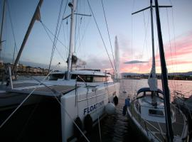 Floatinn Boat-BnB, hôtel à Genève près de: Jet d'eau de Genève