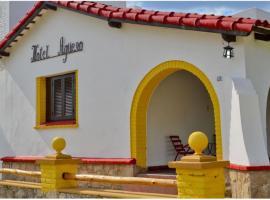 Nuevo Hotel Agüero, hotel en Mina Clavero