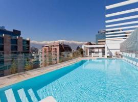 Departamentos Costa Nueva de Lyon, hotel en Santiago
