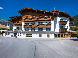 Hotel Medrazerhof, hotel in Fulpmes