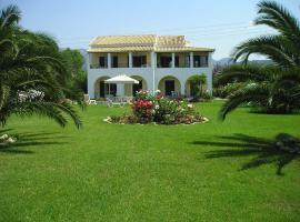 Villa Eleftheria, pet-friendly hotel in Acharavi