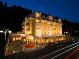 Alpen Suite Hotel, hotel in Madonna di Campiglio