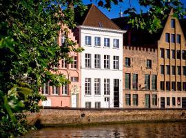 B&B Ambrogio, hôtel à Bruges près de: Guilde des arbalétriers de Saint-Georges