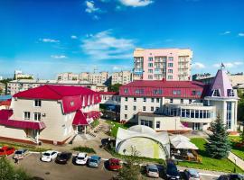 Отель Лотос, отель в Новокузнецке