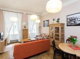 Centre Apartment Řeznická, отель в Праге, рядом находится Люцерна