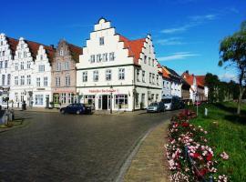 Pension Marktblick, Hotel in Friedrichstadt