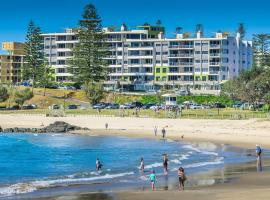 Sandcastle Apartments, accommodation in Port Macquarie