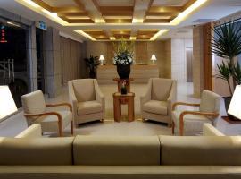 花蓮海悅酒店,花蓮市的飯店