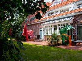 Suitenhotel Idyll Heckenrose, Hotel in Langeoog