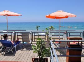 Pink Palace Beach Resort, hotel in Agios Gordios