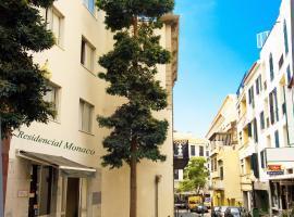 Residencial Monaco, hotel en Funchal