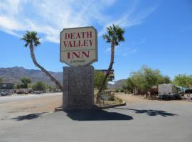 Death Valley Inn & RV Park, hôtel à Beatty près de : Vallée de la Mort