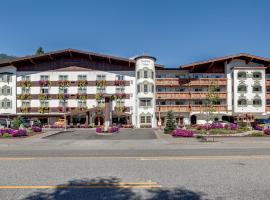 Bavarian Lodge, hotel v destinaci Leavenworth