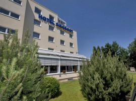 Stadt-gut-Hotel Siegboot, Hotel in Siegen