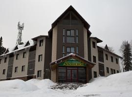 Гостиница Аквилон, отель в Шерегеше