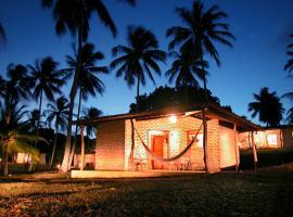 Barravilha Chales, hotel perto de Parque Estadual Mata de Pipa, Barra do Cunhaú