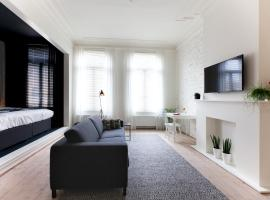 Maison Nationale City Flats & Suites, hotel in Antwerp