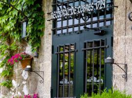 Rectoral de Cobres 1729, hotel cerca de Club de golf Ría de Vigo, San Adrián de Cobres