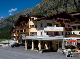 Hotel Gundolf, Hotel in St. Leonhard im Pitztal