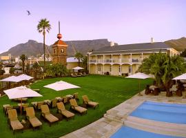 Dock House Boutique Hotel and Spa, hotel in Kaapstad