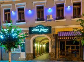 Hotel Galany, hotel in Rădăuţi