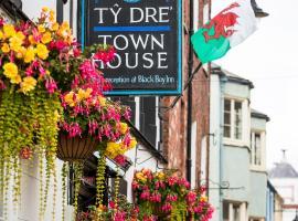 Ty Dre Town House, hotel near Anglesey Sea Zoo, Caernarfon