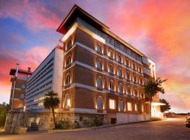 San Francesco Hotel, hotel a Loreto
