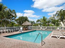 Travelodge by Wyndham Florida City/Homestead/Everglades, hotel v destinaci Florida City