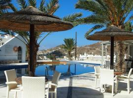 Homer's Inn Hotel, hotel in Ios Chora